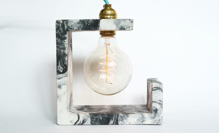 Madam Sculpture Lamp ($150)