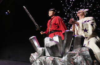 Relaxed Theatre: King Arthur