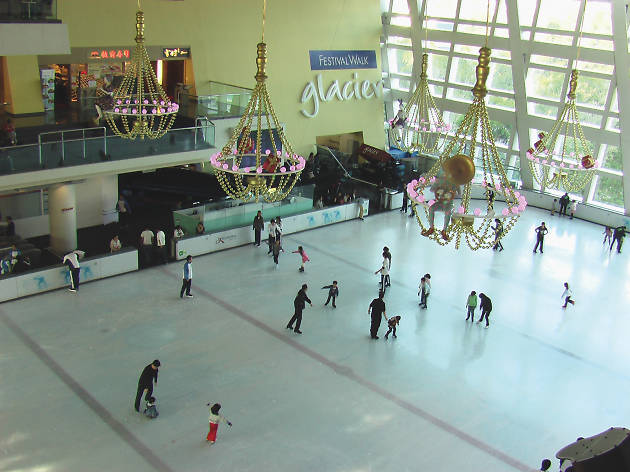 Glacier at Festival Walk