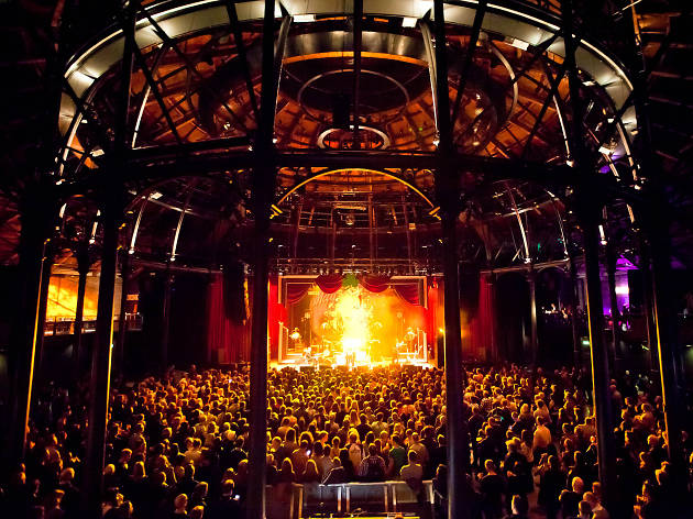 'Arena: The Roundhouse - The People's Palace' with Time Out Black