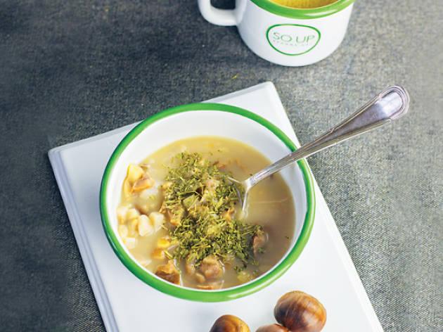 İstanbul'un en iyi çorbacıları