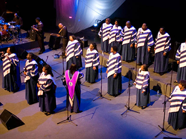 Black Heritage Choir