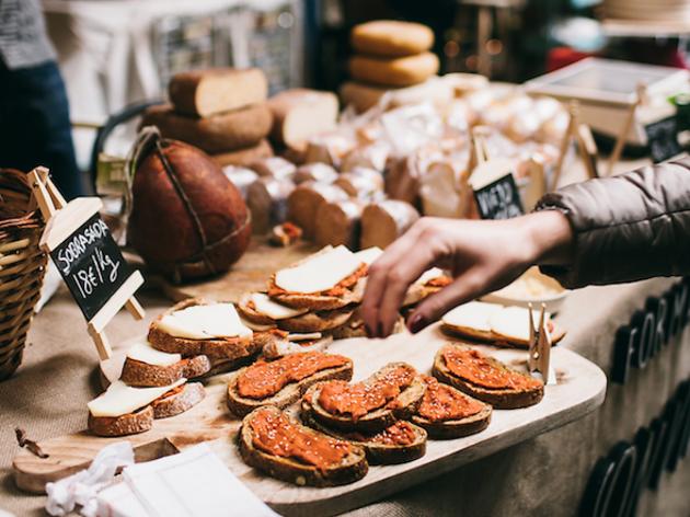All Those Food Market: Navidad 2017