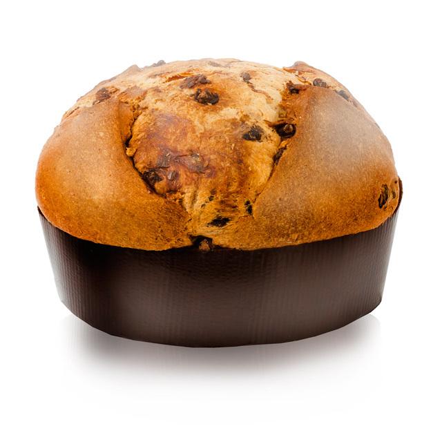 Panettone de xocolata i pera / Miquel Saborit