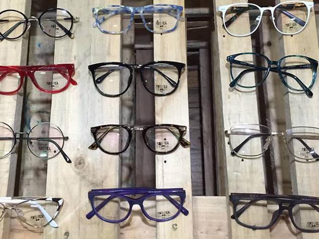 lentes oscuros