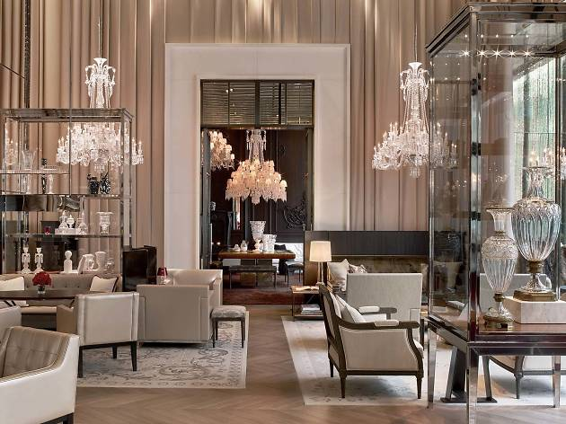 Check out the best luxury hotels in NYC