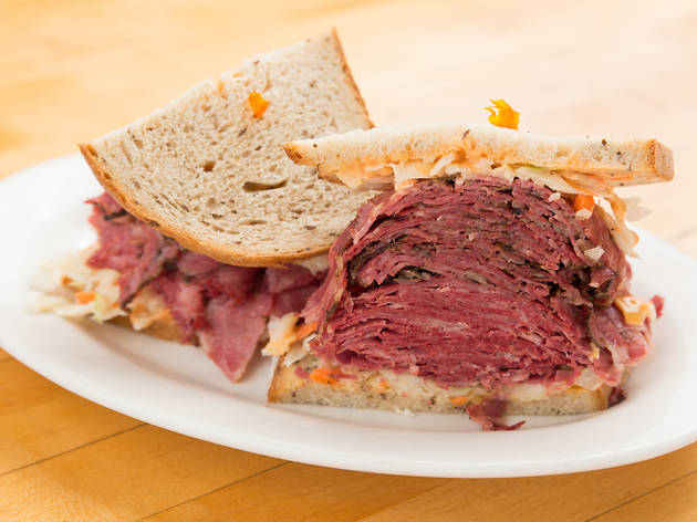 Photograph: Courtesy Sarge's Deli