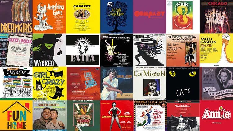 The 50 best Broadway songs of all time