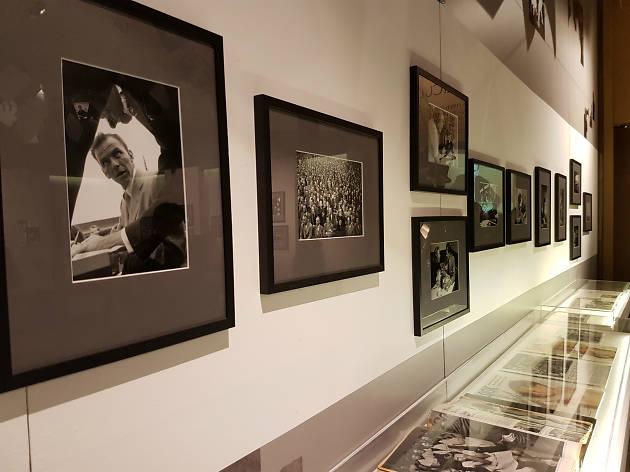 Fotos de Kubrick en la revista Look