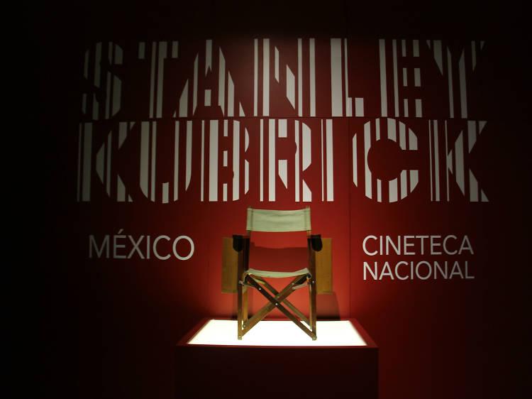 Stanley Kubrick, la exposición (Galería de la Cineteca Nacional)