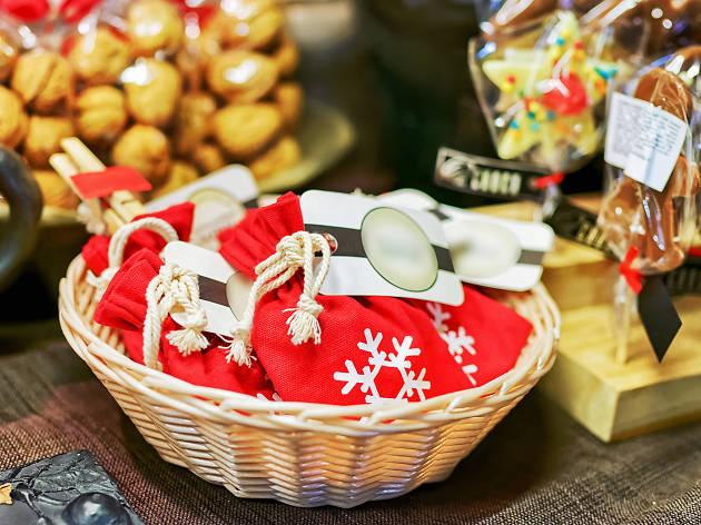 Bazares para compras navideñas