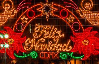 Navidad 2016 en la Ciudad de México