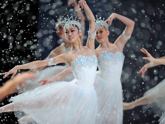 SF Ballet's Nutcracker Benefit Luncheon