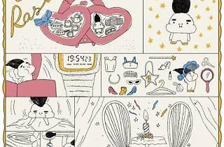 La ciudad en viñetas. María Ramos