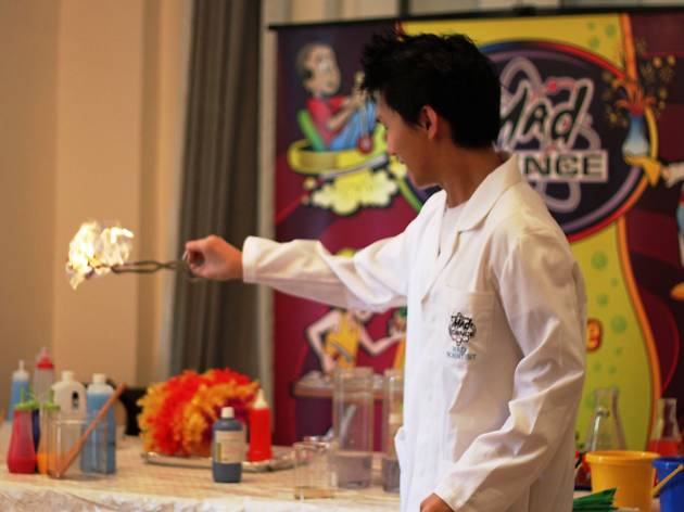 Mad Science, Party entertainers for kids in Singapore