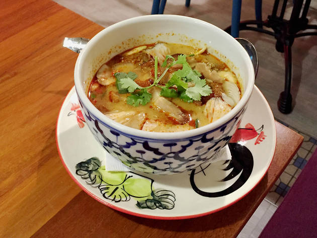 Thai Hou Sek - tomyam siu yuk (Photo: Lim Chee Wah)