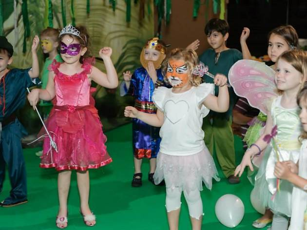 Fizazzle, Party entertainers for kids in Singapore