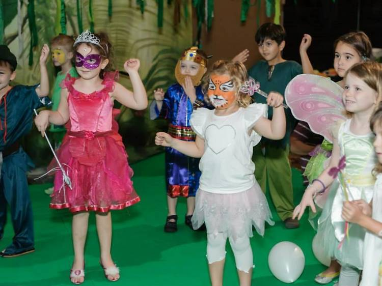 How to plan a children's party