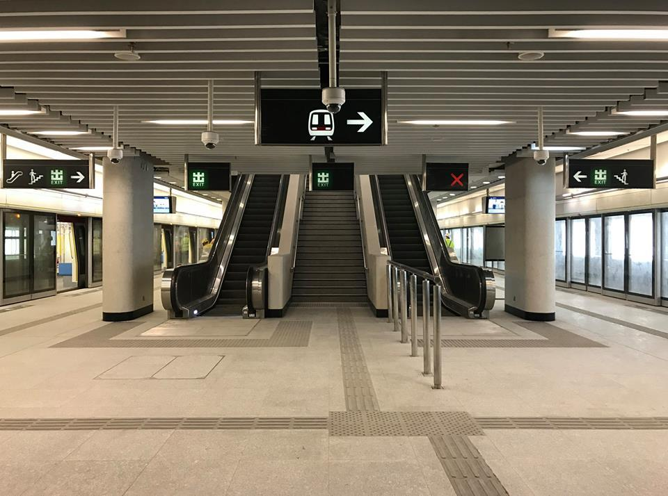 MTR South Island Line gets an opening date