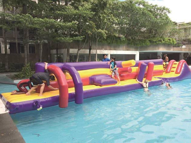 Bouncy Castle, Party entertainers for kids in Singapore