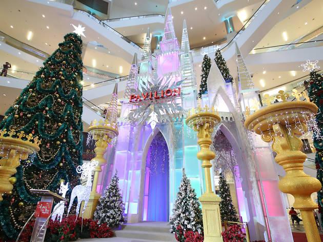 Pavilion KL Christmas 2016