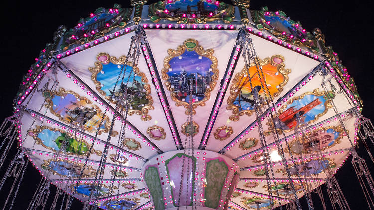 The AIA Great European Carnival – Wave Swinger