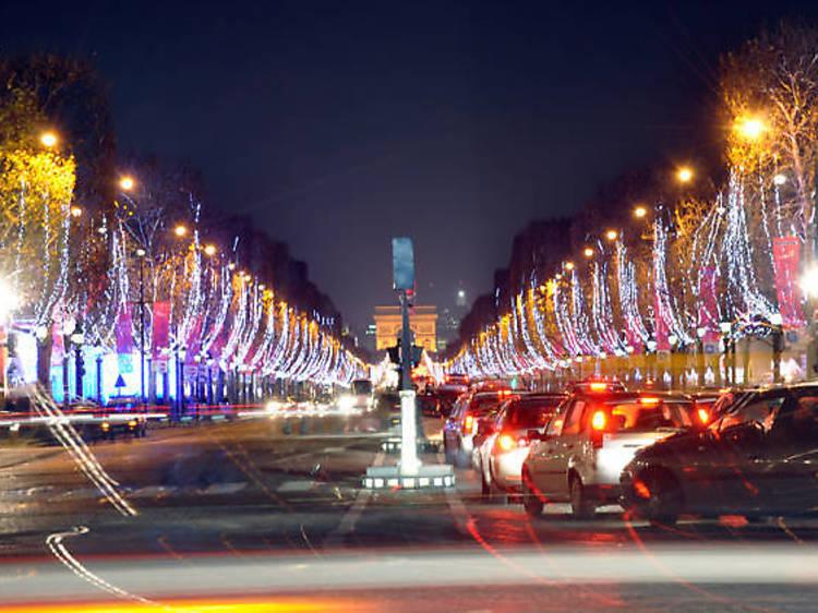 Village de Noël des Champs Élysées (returning 2018)