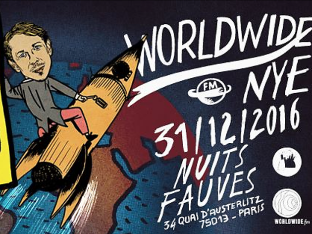 Worldwide FM NYE feat Gilles Peterson