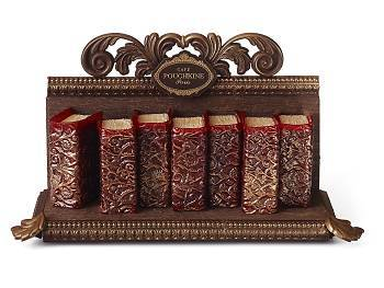 For the bookworm • La bûche Pouchkine