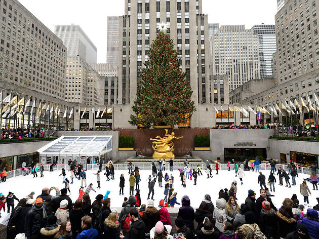 Ice Rink at Rockefeller Center