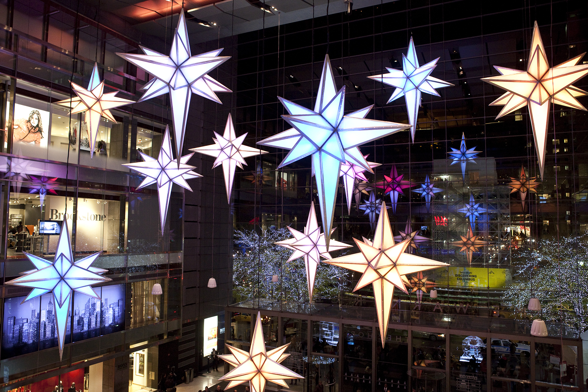 Holiday Under the Stars at Time Warner Center