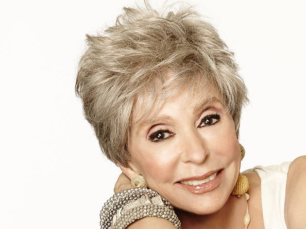Home for the Holidays with Rita Moreno