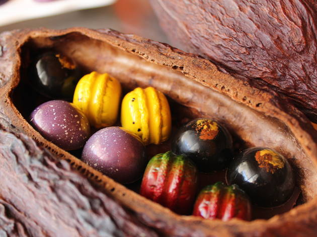 Kreuther Handcrafted Chocolate