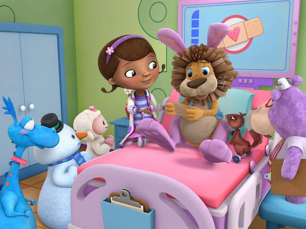 Cuarta temporada de Doctora Juguetes en Disney Junior