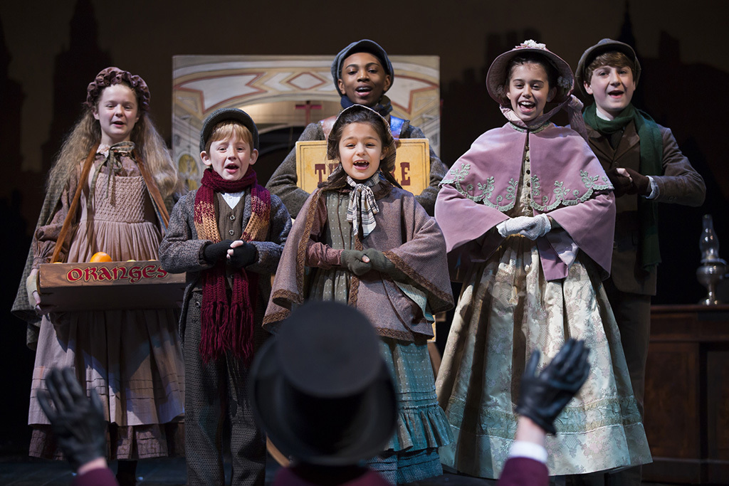 A Christmas Carol, Ford's Theater