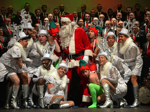 Naughty and Nice by the Gay Men's Chorus of Washington