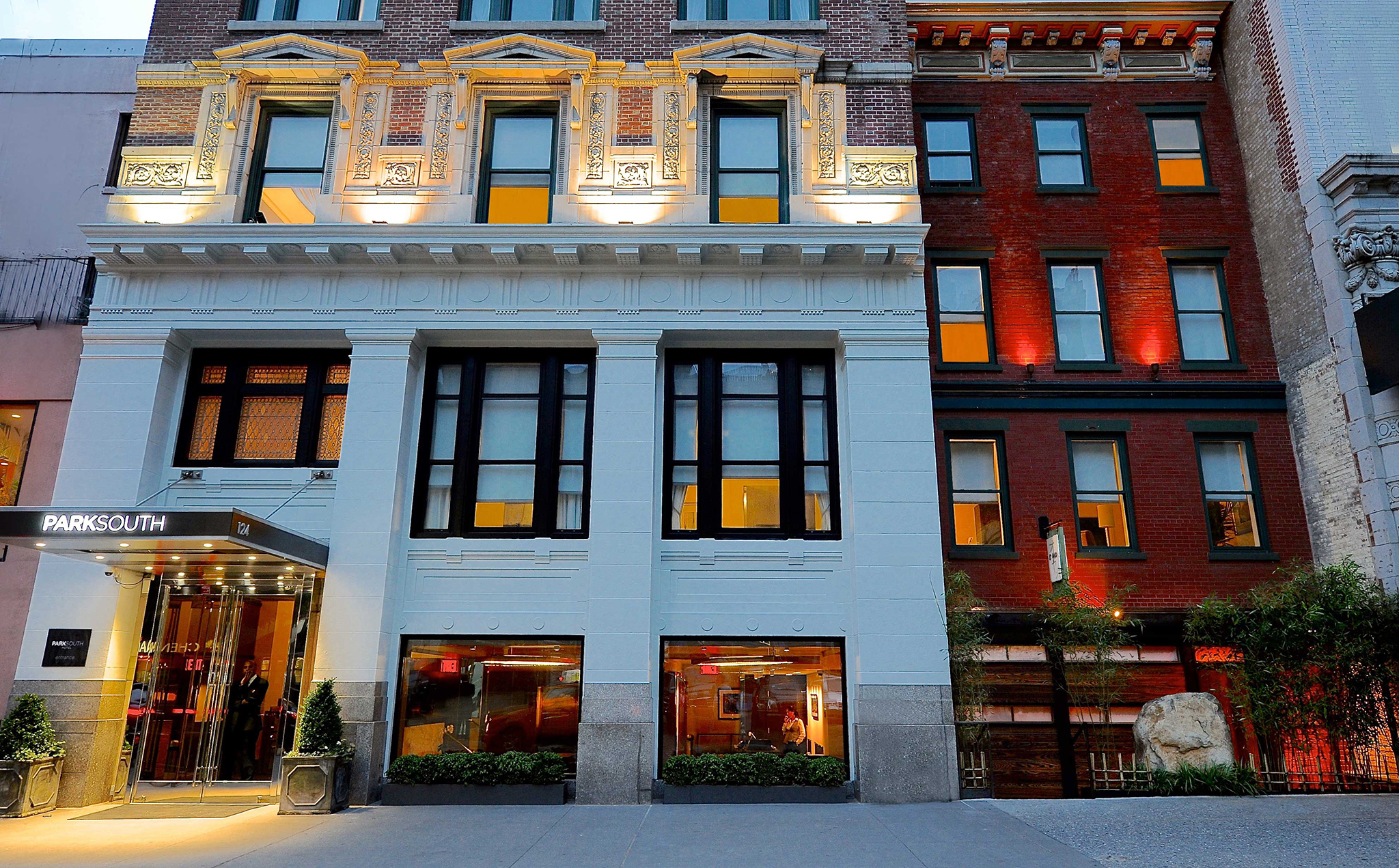 The best 4 star hotels in NYC