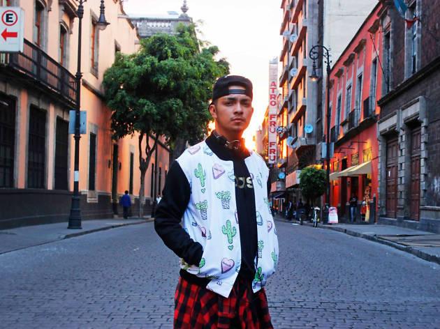 Jovan Israel / Dj Traviesa en la Ciudad de México