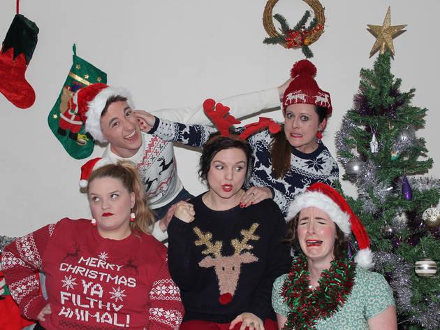Comedy in December
