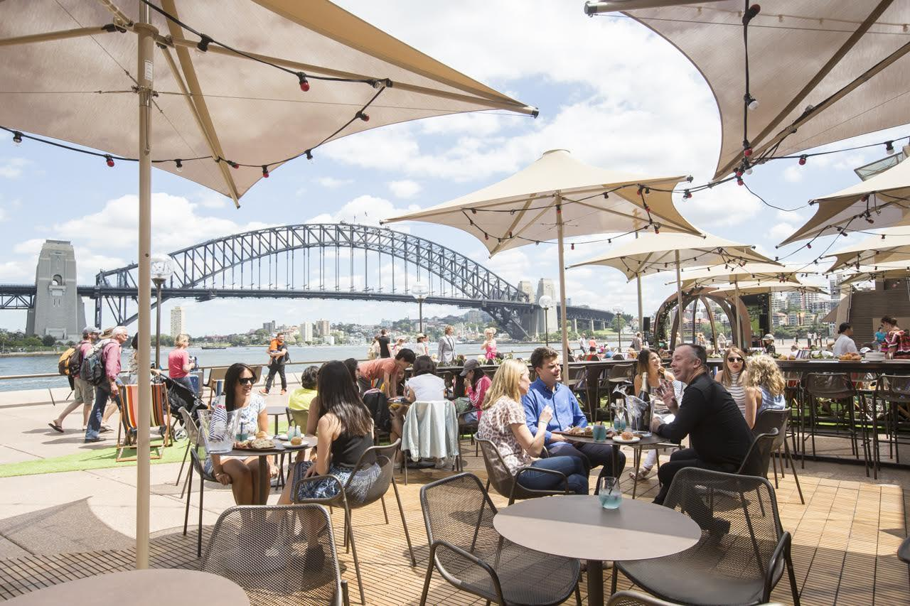 NYE at Portside Sydney