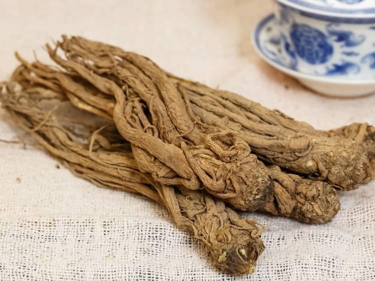 Dang Gui Pian (Chinese Angelica Root)