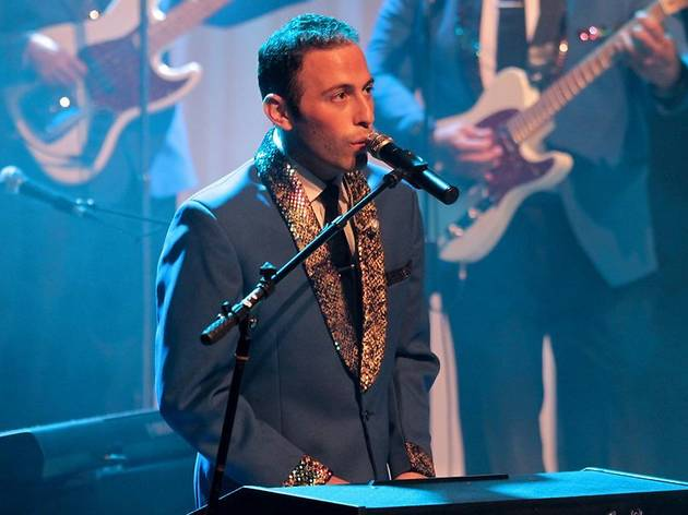 Let's Hang On: Tribute To Frankie Valli And The Four Seasons