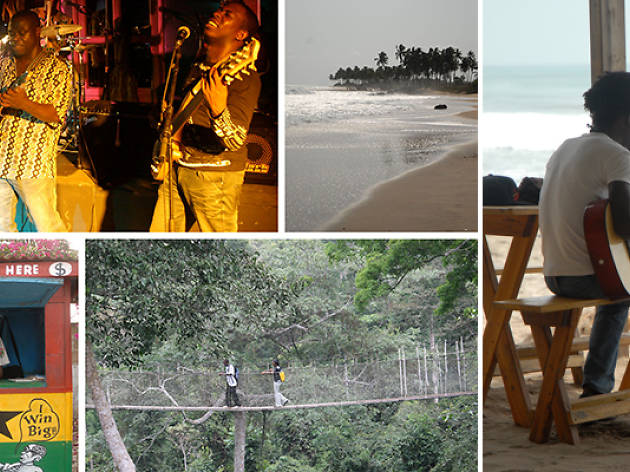 Best places to Have a Break in Ghana