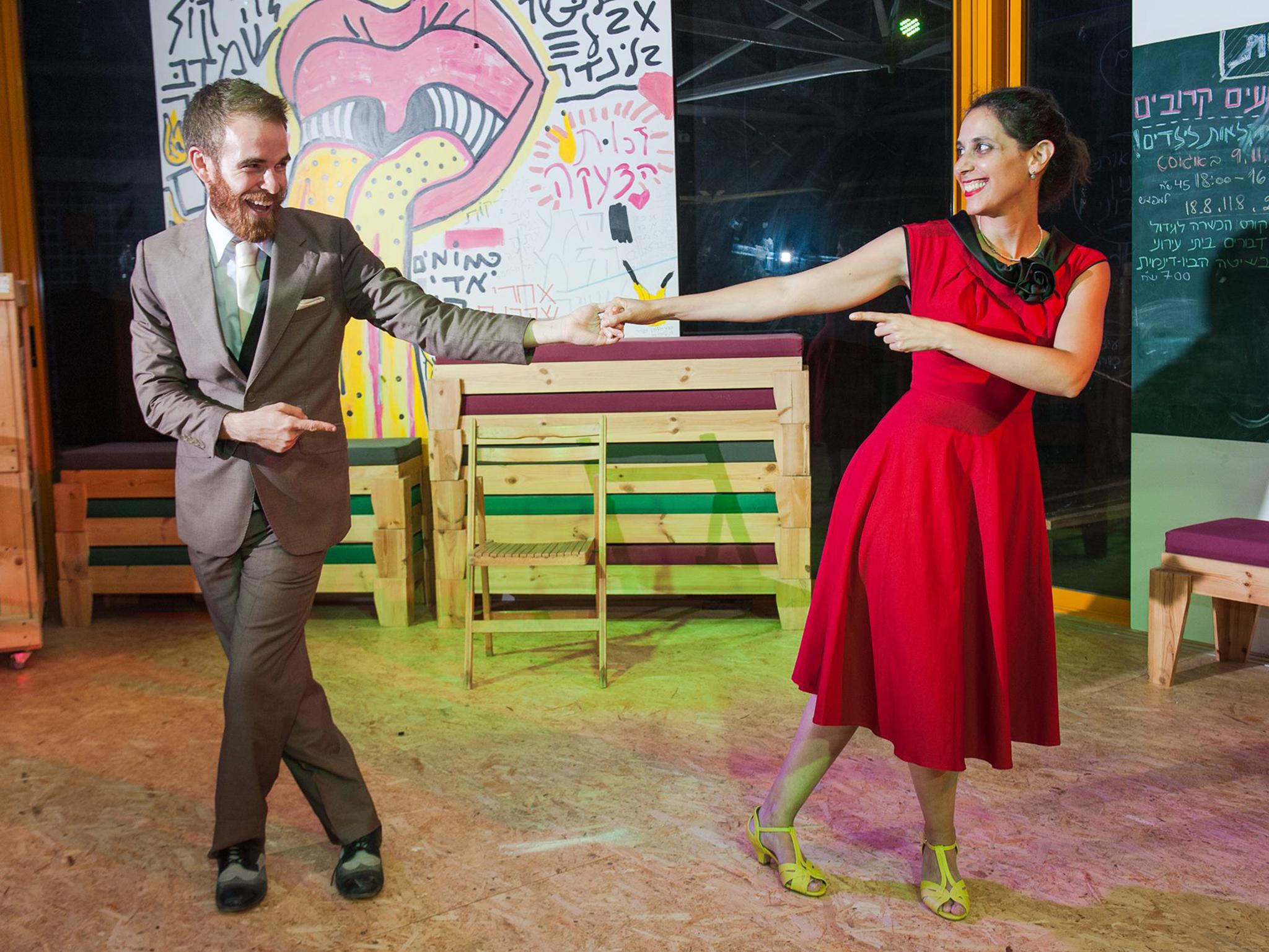 Rooftop Hop - Jerusalem Swing and Blues