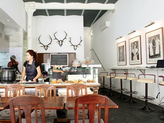 A Fabulosa - Cafetaria