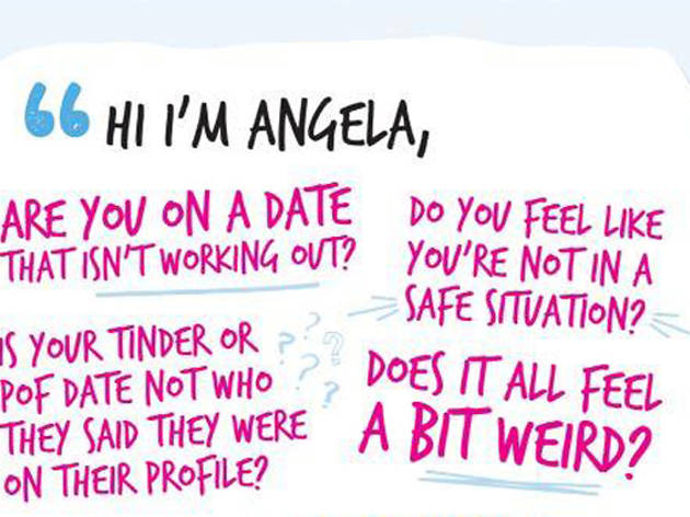 Merton council has joined the 'Ask for Angela' campaign to help keep Londoners safe on dates