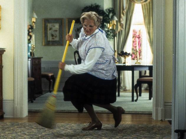 Madame Doubtfire (Archive Photos)
