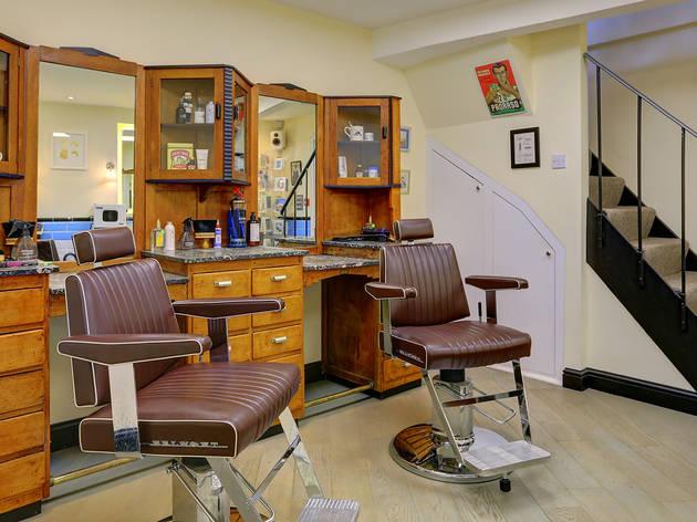 London S Best Barbers