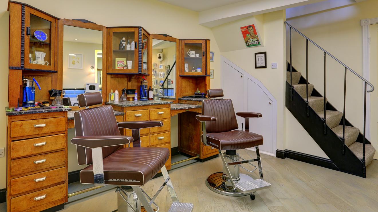 London's best barbers