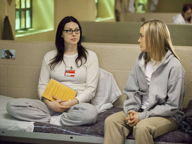 Orange is the New Black, una serie con parejas de lesbianas